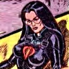 sharpest_asp: Baroness reclining back (G I Joe: Baroness)