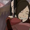 terajk: Ty Lee and Azula, hugging  (ty lee & azula: hugging)