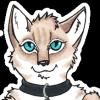 deskitty: A siamese cat's head (des)