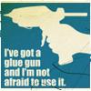 redsnake05: Glue gun (Creative: Glue Gun)