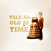 chibichan: → doctor & dalek (doctor who » as old as time)