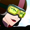 such_heights: asami sato looking determined in racing goggles (avatar: asami)