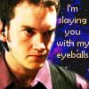 badly_knitted: (Ianto Slaying With Eyeballs)