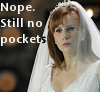 eldabe: Donna Noble from Doctor Who (Donna in a wedding dress! Without pocket)