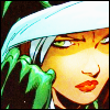 not_a_mamasgirl: Rogue // Marvel // X-Men // comic (suspicious │ angry │ hiding)