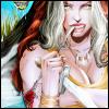 not_a_mamasgirl: Rogue // Marvel // X-Men // comic (tease │ drink │ saucy gal)