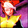 not_a_mamasgirl: Rogue // Marvel // X-Men // comic (look to the side │ down & away)