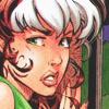 not_a_mamasgirl: Rogue // Marvel // X-Men // comic (bemused │ unsure │ kinda baffled)