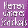 we: 'Herren unseres Schicksals' - German for 'masters of our fate'. (Herren unseres Schicksals.)