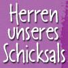 plures: 'Herren unseres Schicksals' - German for 'masters of our fate'. (Herren unseres Schicksals.)