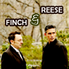 aprilvalentine: (Reese and Finch outside)
