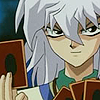 fluffydeathdealer: Yami Bakura (This card is going right up your ass)