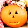 akamarykate: two girls' hands on top of a pumpkin (halloween)