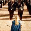 emblazing: (a woman king;)