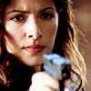 phoenix64: Dani from Life pointing a gun at you (life dani gun)