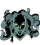 dr_zeus: Medusa (Gorgon, Medusa)