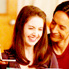 voleuse: Annie and Abed from <em>Community</em>. (community)