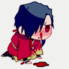 coiffeur: (ooc ❚ tears of blood down my pallid face)