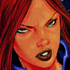 death_gone_mad: Recolored Miss Martian (fierce)