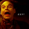 medie: Vir looking terrified with the text 'eep' next to him (b5 - vir - eep)