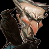 count_unibrow: (grumpy crow)