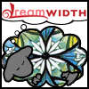 sally_maria: Dreamsheep with Luthien's badge (Dreamsheep Luthien)