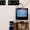 phoenix64: Older TV, text: tv slut (TV Slut)