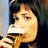 selenay: (Gwen drinkie)