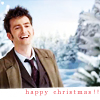 selenay: (Christmas Doctor Who 3 (Happy Christmas))