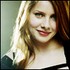 bookblather: Rachel Hurd-Wood smiling at the camera (In the Heart: adult Summer)