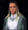 halialkers: Blonde elf with blue eyes, grey robe, white mail shirt (Celeborn)