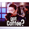 musyc: Susan Ivanova from Babylon 5 drinking coffee (Coffee: Ivanova)