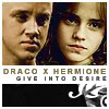musyc: Draco and Hermione from Harry Potter, (Draco/Hermione: Give into desire)