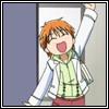 vi: (skip beat: kyoko happy)