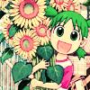 vi: (yotsuba sunflowers)
