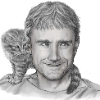 island_of_reil: (Frontier Wolf: Hilarion + kitten)