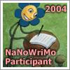 mollyshears: nanowrimo 2004 icon (nanowrimo participant)