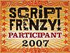 mollyshears: script frenzy 2007 (script frenzy)