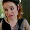 aphrodite_mine: a woman makes a truly goofy face (random - jaye face)