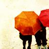 michellesorta: Share an umbrella (Umbrella)
