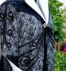 spidermoth: Black Wizengamot robe (costume, HP)