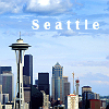 raubsaurier: seattle: the bluest skies (seattle | | skyline)