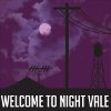 kate_nepveu: photo-based version of logo (purple night sky with full moon, cloud, power lines, water tower, antenna) (Welcome to Night Vale)