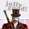 damndestcreature: (jolly good)