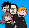 slytherincess: Potter Puppetpals  ||  Icon by <user name=adjudicated> (Potter Puppet Pals)