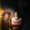 voleuse: Harry, Hermione, and Ron (fandom | ot3)