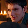 srin: (Merlin smile)