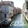 eldabe: Image of canal in Venice (Venice with Username) (Default)