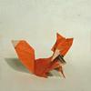 sushiflop: (fox; vulpine paper.)