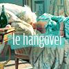 melcreada: (le hangover)